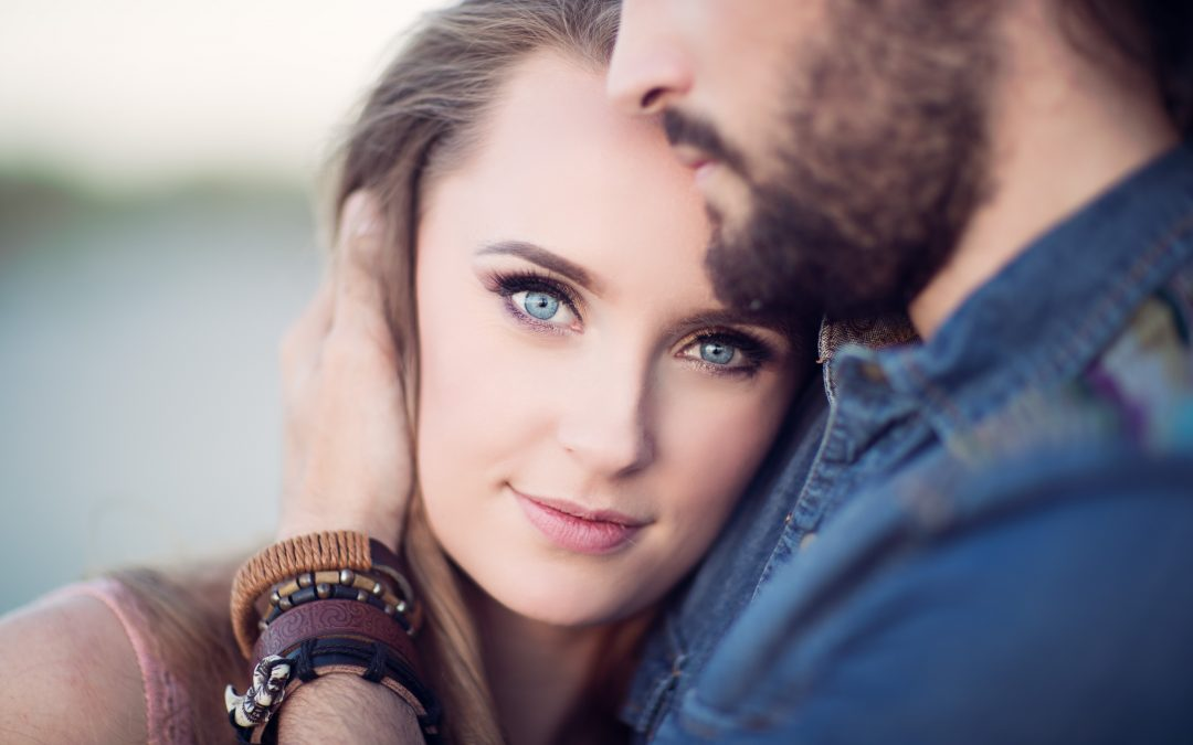 Engagement photography and film shoot; West Witterings
