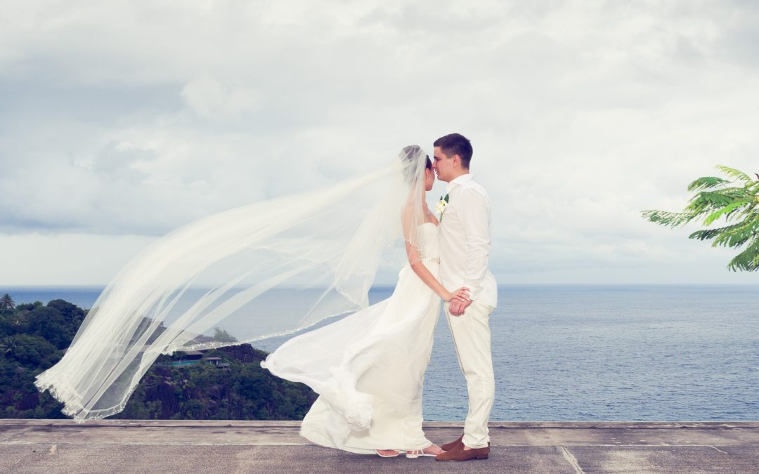 Destination Wedding Photography – Beach Wedding, The Seychelles